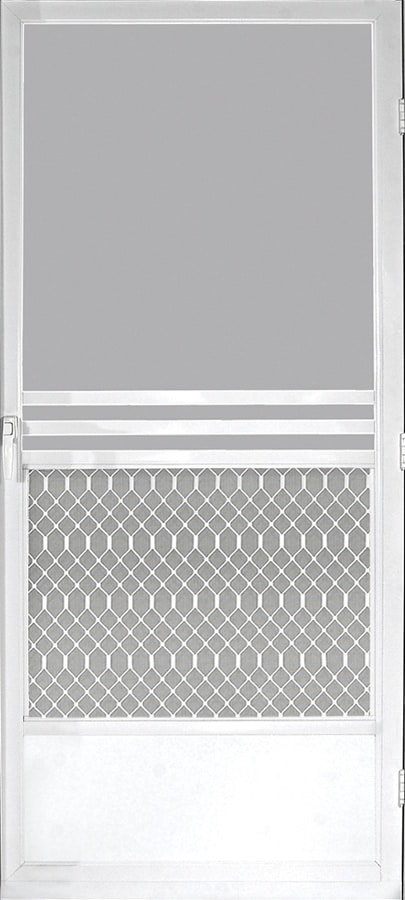 White Screen Doors yosemite swing screen door » yellow dog windows, inc. yellow dog