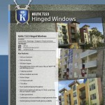 keltic 7223 hinged Windows